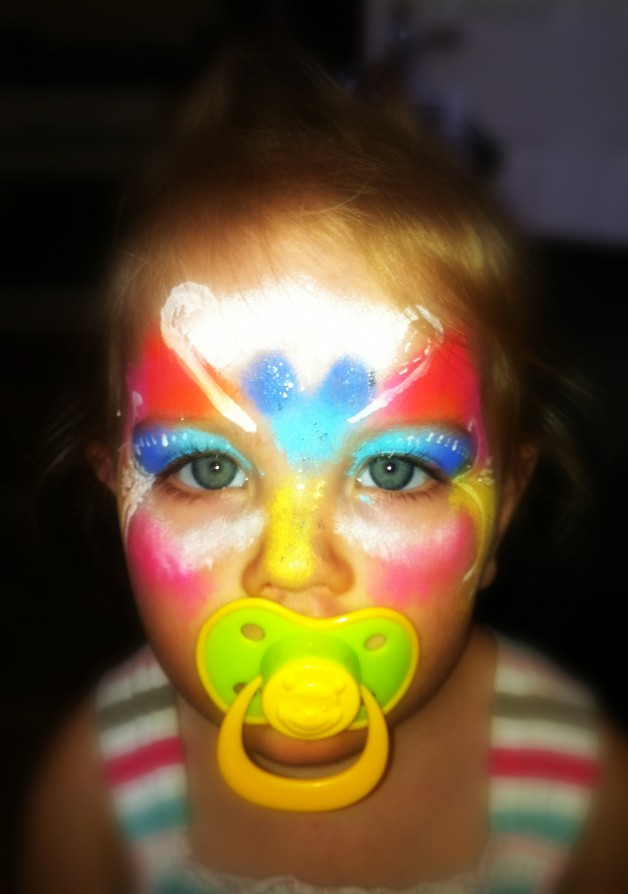 Face Painting Leeds
